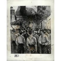 1959 Press Photo American Steel Company Strike Chicago - RRW94667