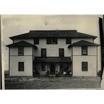 1922 Press Photo Grant Mine Boarding House - RRX79477