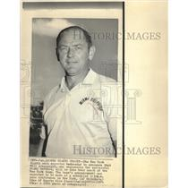 1970 Press Photo New York Giants Team Possible New Coach Bill Arnsparger