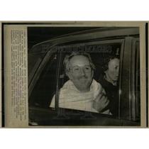 1975 Press Photo Spaghetti house London hostage gunmen - RRW67591