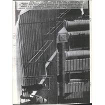 1939 Press Photo Emmet O'Malley Henchman Prison Guard - RRX95307