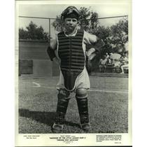 "1960 Press Photo Kevin Corcoran stars in Walt Disney's ""Wrong Way Moochie."""
