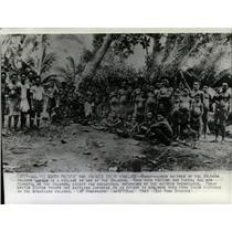 1942 Press Photo Solomon Islands General - RRX80061