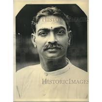 1930 Press Photo G. Desai Secretary to V.J. Patel Leader of Indian Disobedience