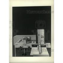 1969 Press Photo Topocart-Orthophot-Orograph instrument - RRW76709