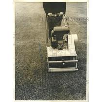 1964 Press Photo Vertical Cutting Lawn Mowers - RRW35959