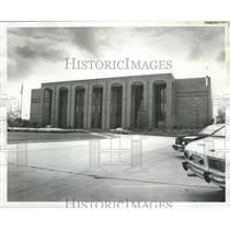 1978 Press Photo Mutual Savings Building Decatur Alabama - abna10553