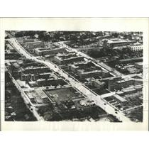 1936 Press Photo Techwood Project Atlanta PWA Housing - RRX85217