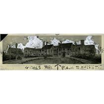 1923 Press Photo Harris Residence - RRW70847