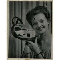 1960 Press Photo Fan- Tastic - RRW23117