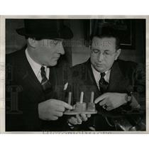 1939 Press Photo Timken Detroit Axle Company Snow Sales - RRW01469