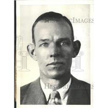 1935PressPhotoRoy Boggess Deputy Sheriff Killed in Riot - RRX88717