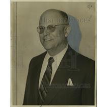 1953 Press Photo Ranulpho Oliveira Dias - noo09588