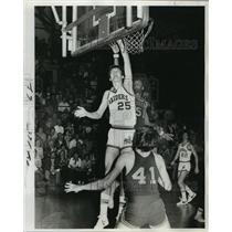 1978 Press Photo Basketball - Dean Carpenter of Rummel in Action - nos06192