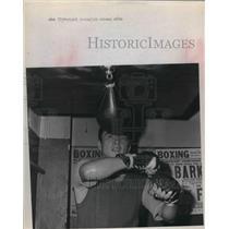 1971 Press Photo Flyweight boxing champion Masao Ohba - sas03032