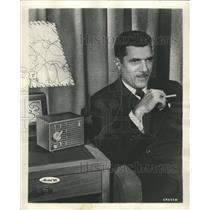 1954 Press Photo Emerson Radio Model 805 - RRW51781