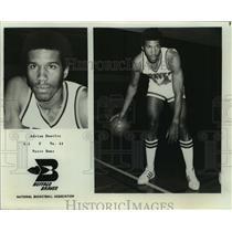 Press Photo Buffalo Braves basketball forward Adrian Dantley - sas05222