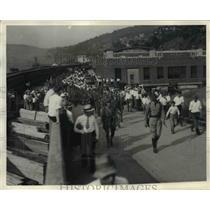 1933 Press Photo Philadelphia National Guard in Coal Strike - nem50960