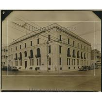 1929 Press Photo Exterior View of Federal Land Bank of New Orleans. - nox18429