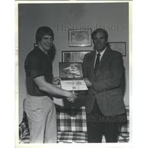 1981 Press Photo United States Coast Guard Academy New