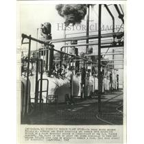1942 Press Photo US Rubber Company plant Connecticut - RRW37087