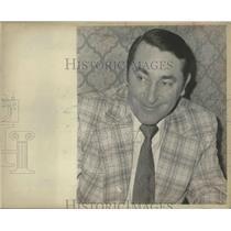 1980 Press Photo San Antonio Dodgers manager Ducky LeJohn - sas02504