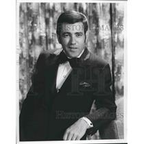 1965 Press Photo Actor Jimmie Rodgers as summer replacement for Carol Burnett