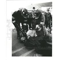 1992 Press Photo Anti-Abortion Protestors - RRW41871