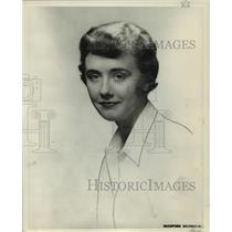 1954 Press Photo Miss Margaret Foley of Louisiana - nob06141