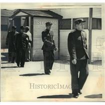1956 Press Photo Communist members of Joint Allied Communist Military Armistice