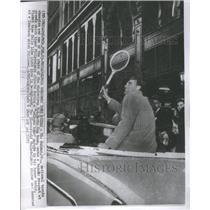 1955 Press Photo Vice Seixas Jr Tennis - RRQ05281