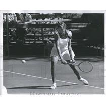1972 Press Photo Tennis Champ Kathy Harty - RRQ05735
