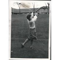 1961 Press Photo Louise Suggs- Golfer - mjb98064