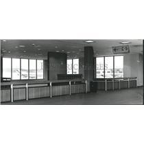 1979 Press Photo Municipal Airport in Birmingham, Alabama, Real Estate