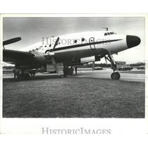 1982 Press Photo Airplane carried Marijuana Patrick Waldrop was to purchase