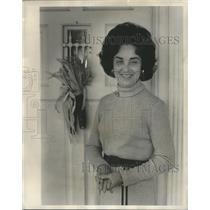 1974 Press Photo Mrs. Douglas Dickey, Woman of the Year in Sylacauga - abna28281