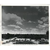 1960 Press Photo Jefferson building, Houston - hca16306