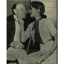 1958 Press Photo Leo Durocher - sas08831