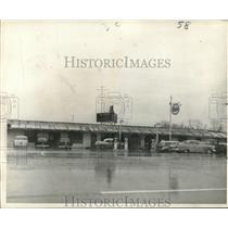 1958 Press Photo Gambling - Salter's Cafe at Erwinville - nob14014