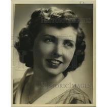 1958 Press Photo Miss Lyllian Garity of Louisiana - nob16297