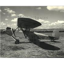 1973 Press Photo a vintage Westland Widgeon entered in air race - lrz01160