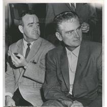 1961 Press Photo Pittsburgh Murtagh Baseball All-Star - RRQ19633