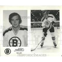 1973 Press Photo Ken Hodge, hockey - RRQ20275