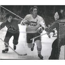 1973 Press Photo Cougar Robert Liddington Paul Hoganson - RRQ20301