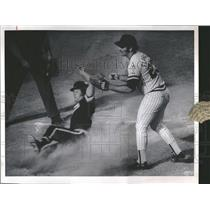 1973 Press Photo Mike Flanagan/John Wockenfuss/Baseball - RRQ20655