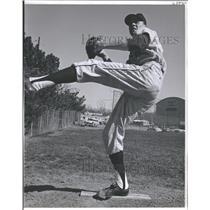 1963 Press Photo Dever University Baseball - RRQ21453