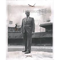 1965 Press Photo Charlie Dressen Tiger Stadium - RRQ21489