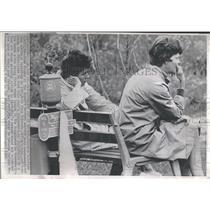 1966 Press Photo McIntire Ashley Women's golf winner - RRQ22657