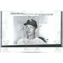 1967 Press Photo Eddie Stanky Chicago White Sox Manager - RRQ23545