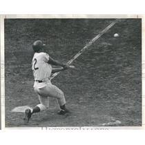 1969 Press Photo Paul Popovich Chicago Cubbs Baseball - RRQ23849